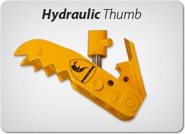 hydraulic thumb