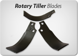 Rotary Tiller Blades