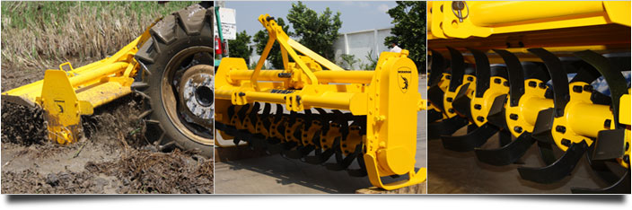 product rotary tiller